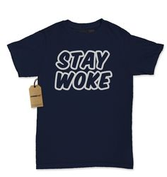 - Get Involved. Stay Woke. Free DeRay - Black Lives Matter - Stop Shooting Us Description Expression Tees brings you yet another amazing design - Stay Woke #StayWoke Black Lives Matter All of our desi