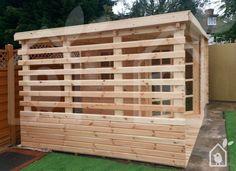 Ber ideen zu gartenhaus 28 mm auf pinterest for Garden room 5x3