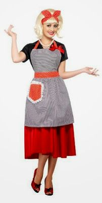 '50s Homemaker Costume