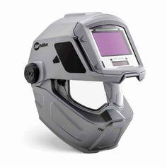 Miller 260483 T94i Series Auto Darkening Helmet with Integrated Grinding Shield