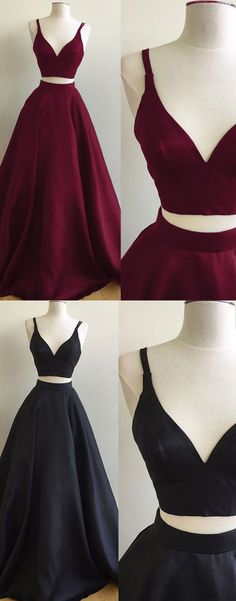 2017 two piece prom dresses,burgundy prom dresses,black prom dresses,prom dresses for teens,