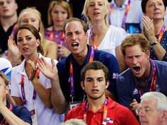 6. BE AN OLYMPIC MASCOT photo   Kate Middleton, Prince Harry, Prince William