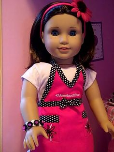 50 things to do with American Girl dolls!