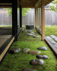 Japanese Style House, Japanese Garden Design, Japanese Interior, Japanese Gardens, Japanese Garden Backyard, Japanese Bath House, Japanese Garden Landscape, Zen Garden Design, Traditional Japanese House