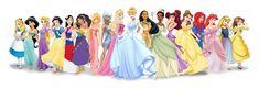 Disney Cartoon Princesses with Merida   Buscar mas actividades de Princesas