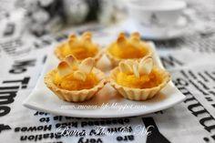 Butter . Flour & Me      爱的心灵之约: 迷你南瓜塔(Mini Pumpkin Tarts)