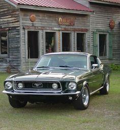 Nice Mustang!!!