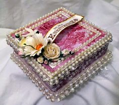 Wild Orchid Crafts: Gift Box - YOU ARE BEAUTIFUL