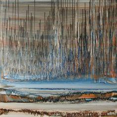 "Saatchi Art Artist Jagoda Kaczmarczyk-Hudzik; Painting, ""Looks like the dawn"" #art"