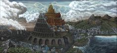 """""""Tower of Babel"""" by Steven Dixey"""