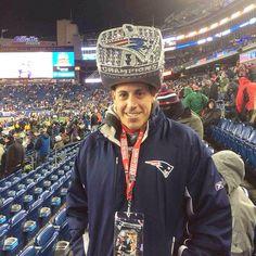 Patriots Super Bowl ring hat