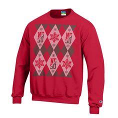 "Crew Sweatshirt - by Champion ""Ugly Sweater"""
