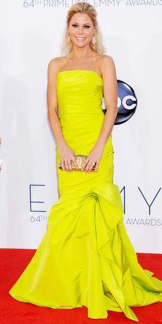 Julie Bowen, Emmy Awards 2012