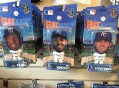 Perez, Hosmer, and Moustakas Flathletes!  #brantsclothing