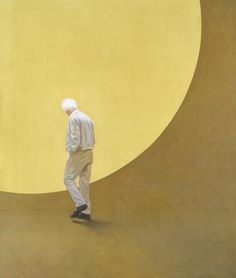 Available for sale from Galerie EIGEN + ART, Tim Eitel, Open Circle Oil on canvas, 190 × 160 cm Art And Illustration, People Illustration, Modern Art, Contemporary Art, Symbolic Art, Collage Techniques, Collage Design, Unusual Art, Figure Painting