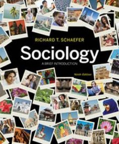 You Will Buy Official Exam Instructor Test Bank for Sociology A Brief Introduction, 9th Edition Richard T. Schaefer ISBN-10: 0077485211 ISBN-13: 978-0077485214 [Downloadable Word/Pdf Test files for Full Chapters]