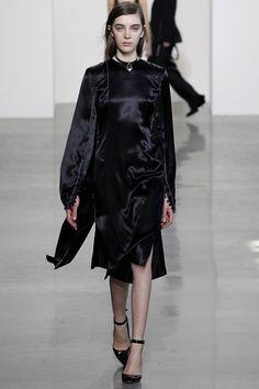 Calvin Klein New York Fashion Week AW'16'17