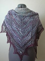 Ravelry: Bavarian Shawl pattern by Robyn Gallimore