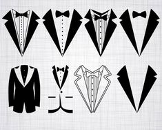 Items similar to Small - Tuxedo Pet Bandana on Etsy Clipart Baby, Baby Shower Clipart, Fathers Day Cake, Fathers Day Crafts, Tuxedo Cake, Baby Girl Patterns, Baby Clip Art, Masculine Birthday Cards, Silhouette Studio Designer Edition