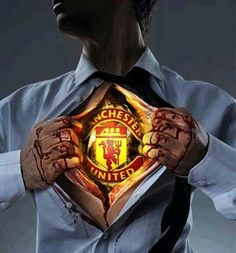 And that's the way it should be. ❤️ man utd should be beating in your heart, and making your chest explode ⚽️⚽️⚽️#reddevils.