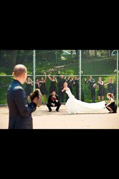 Must have wedding shot!