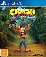 Crash Bandicoot: N-Sane Trilogy (Placeholder Price)