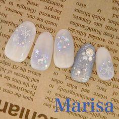 marisa〜マリサ〜さんのネイルデザイン 『#nail2016w#nail...』 - tredina