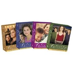 Felicity - The Complete Seasons One Through Four (Freshman - Senior Years) - Amazon.com Exclusive