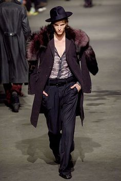 Alexander McQueen Fall 2006 Menswear - Collection - Gallery - Style.com