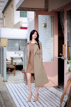 My Love fashion korea🇰🇷 Korean Fashion Dress, Korean Dress, Ulzzang Fashion, Korean Outfits, Asian Fashion, Women's Fashion Dresses, Simple Outfits, Classy Outfits, Casual Outfits