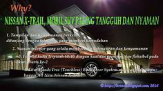 http://lirazan.blogspot.com/2016/12/NISSAN-X-TRAIL-MOBIL-SUV-PALING-TANGGUH-DAN-NYAMAN.html If you are looking for the latest news that you can make reference material, I also made an infographic with the intention of making everything you need can be easily obtained. Does not everyone want something more interesting? With a sense of comfort when it absorbs new knowledge? of course, not only academic knowledge, in the context of driving also need something new, really new (fresh).