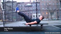 2 Calisthenics Workout Routines (Beginner/Intermediate) 1) Cross-fitness 2) Body building 3) Calisthenic routine