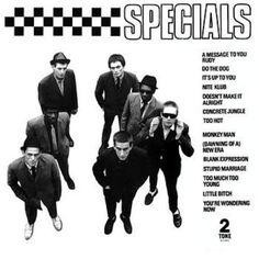 The Specials - s/t (2 Tone, 1979)