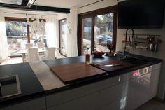 Unsere kleine Küche - Fertiggestellte Küchen - Sokol