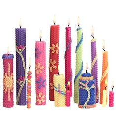 26 Best Beeswax Candles Images Beeswax Candles Candles Waldorf