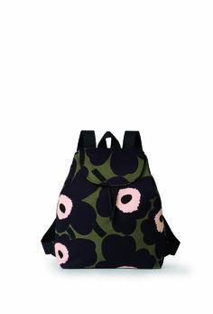 Erika unikko - Marimekko fabric bags with pattern Dress Up Wardrobe, Marimekko Fabric, Fashion Bags, Womens Fashion, Fashion Prints, Fashion Design, Fabric Bags, Casual Chic, What To Wear