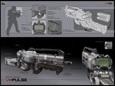 Into Star Citizen Sci Fi Weapons, Weapon Concept Art, Fantasy Weapons, Star Citizen, Rifles, Future Weapons, College Fun, Shadowrun, Tecnologia