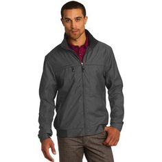 Floral Ave Promo - OGIO Men's Quarry Jacket  (Women's Style Available)