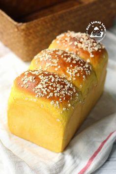 Nasi Lemak Lover: Pumpkin Walnut Loaf 南瓜核桃面包