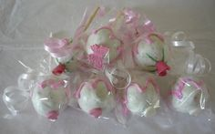 wedding cake pops | Cake Pops by Cupcakes By JoJo - Handcrafted for Weddings, Childrens ...