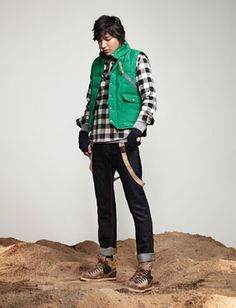S+ by Trugen FW 2012 Collection