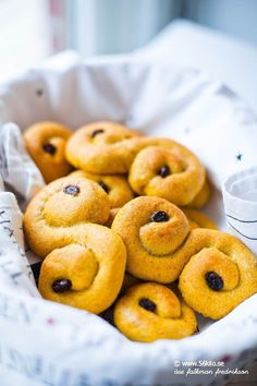LCHF Lussekatter