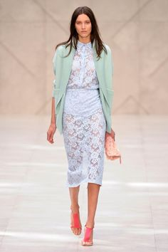 Burberry Prorsum, London, Spring 2014
