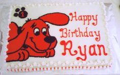 clifford cakes - Bing Images