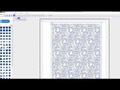 ScanNCut: Altering an .svg File in ScanNCut Canvas - YouTube