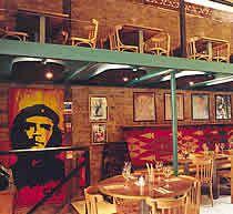 Navajo Joe Bar & Restaurant, Covent Garden, London