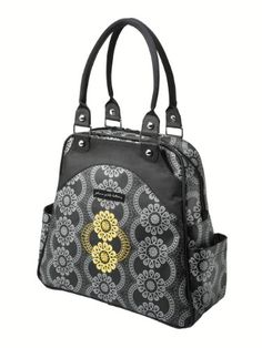 Petunia Pickle Bottom Glazed Sashay Satchel, Evening In I...