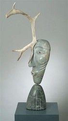 David Ruben Piqtoukun - Inuit Art Sculptures