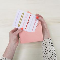 Lovely Card by Maddy Nye @ www.shipandshape.com