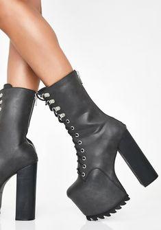 Black Platform Boots, Platform High Heels, Black Boots, Buckle Boots, Combat Boots, Wedge Boots, Heeled Boots, Shoe Boots, Vegan Boots